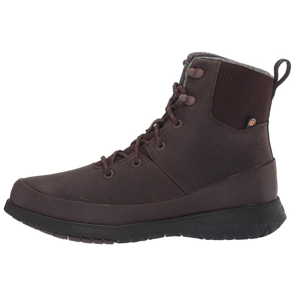 Bogs Mens Freedom Lace Tall Waterproof Insulated Winter Snow Boot - [variant_title]