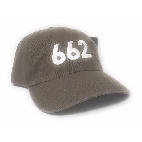 Grivet Outdoors 662 Dad Hat - Driftwood