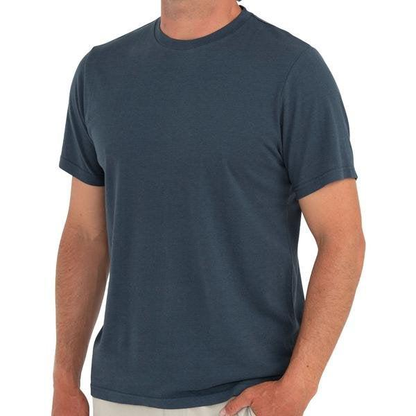Free Fly Men's Bamboo Heritage Tee