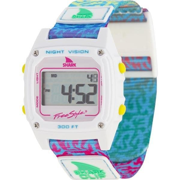 Freestyle Shark Classic Clip Watch - Coral Rainbow Relaunch