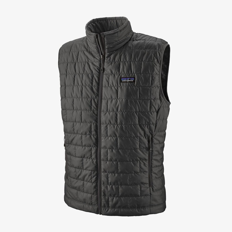 Patagonia Men's Nano Puff Vest - Forge Grey / Extra Large