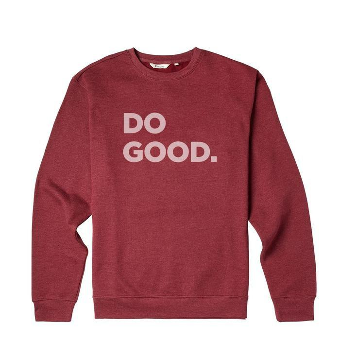 Cotopaxi Men's Do Good Crew Sweatshirt - [variant_title]