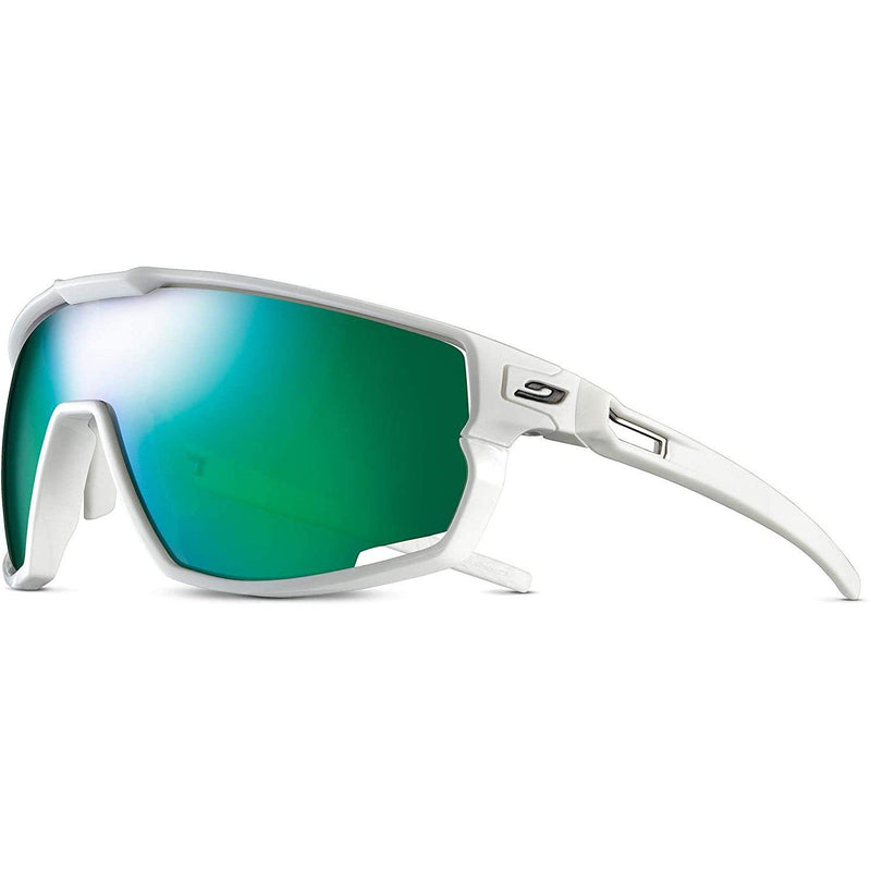 Julbo Rush Sunglasses w/REACTIV or Spectron Lens - White / Spectron 3