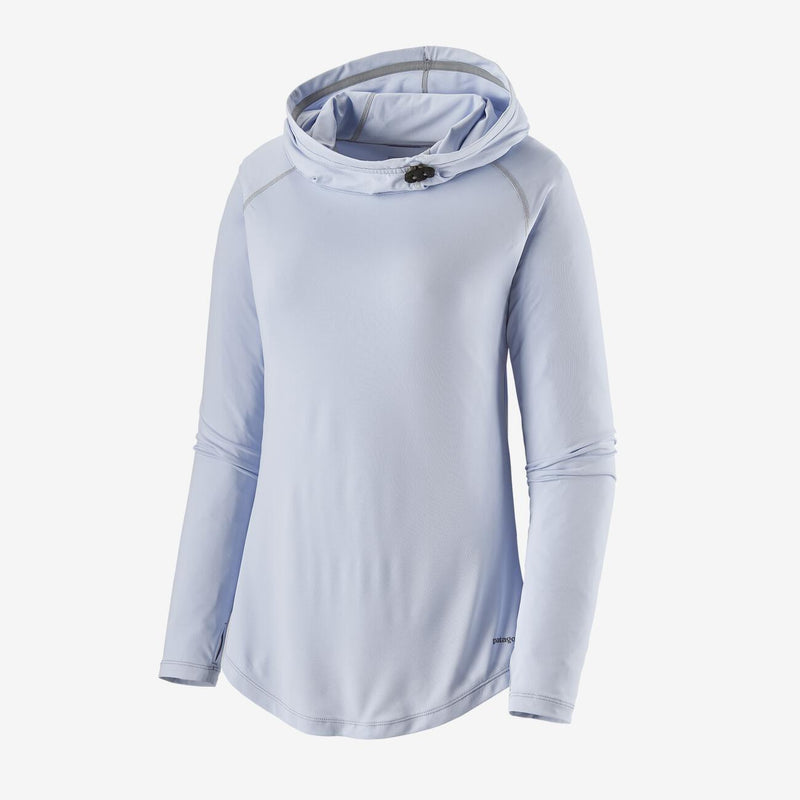 Patagonia Women's Tropic Comfort Hoodie - BREAKS BLUE / L