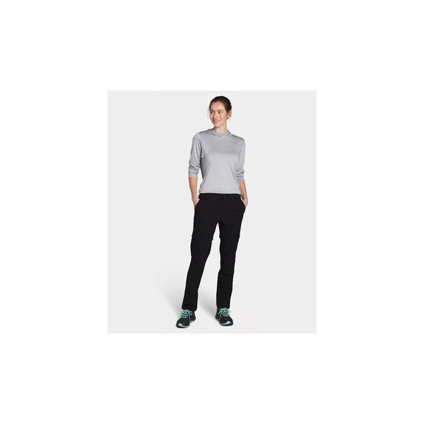 The North Face Women's Paramount Convertible Mid-Rise Pant - Tnf Black / 2
