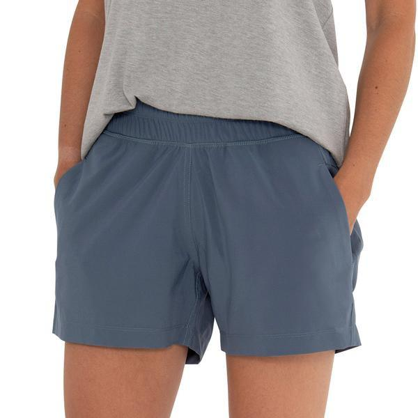 Free Fly Women's Pull-On Breeze Short