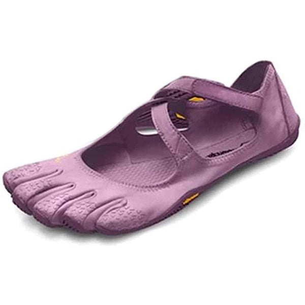 Vibram Five Fingers Women's V-Soul Fitness and Cross Training Yoga Shoe - Lavender / 37 M EU