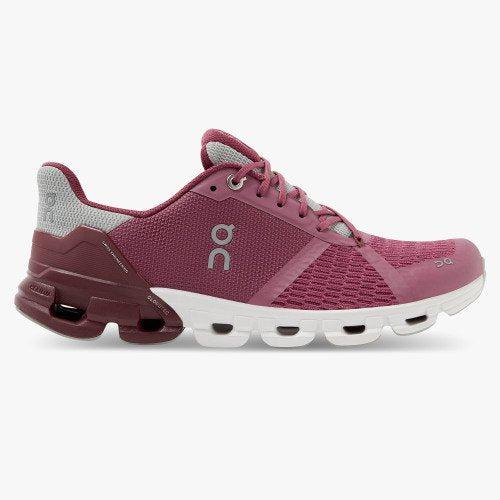 ON Running Women's Cloudflyer Running Shoe - Magenta/Mulberry / 10