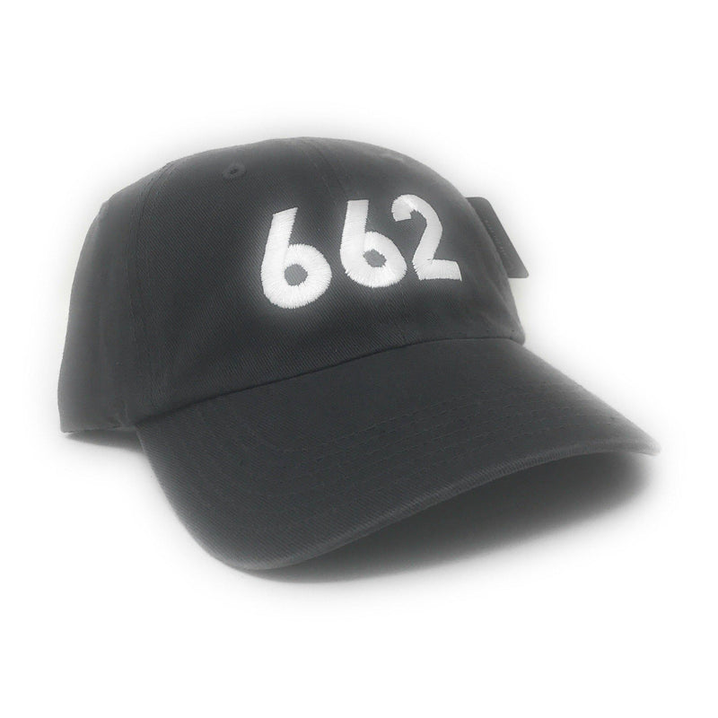 Grivet Outdoors 662 Dad Hat - Charcoal