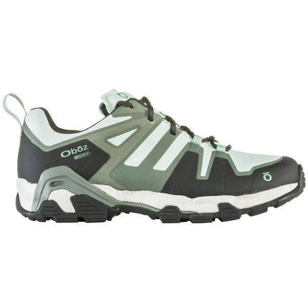 Oboz Women's Arete Low B-Dry Waterproof - Mint / 10