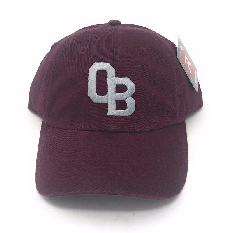 Grivet Outdoors OB Dad Hat - Maroon
