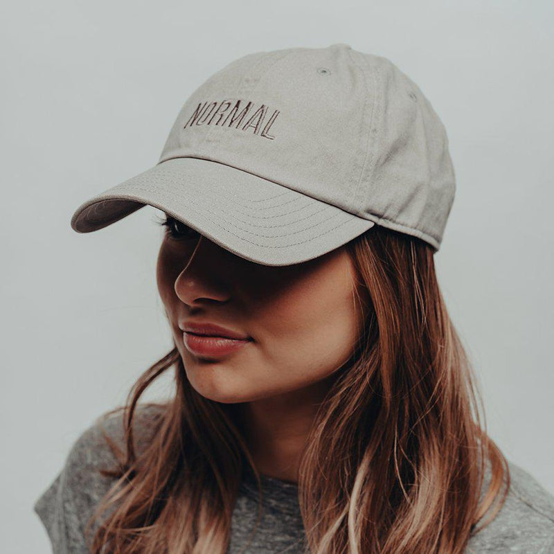 The Normal Brand Normal Cap - Charcoal / One Size