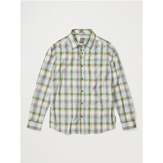 Ex Officio Men's BA Panamint LS Shirt - Galaxy Heather / M