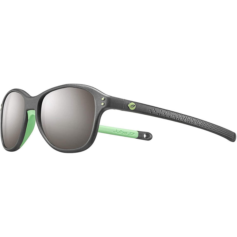 Julbo Boomerang Junior (2-4 Years) Sunglasses w/Spectron Lens - Trans. Black/Green