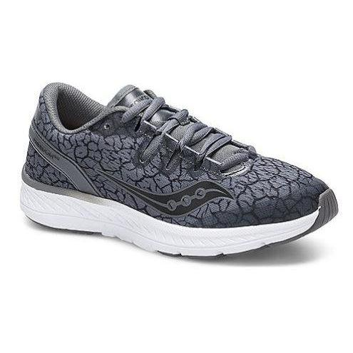 Saucony Boy's Freedom ISO Running Shoe - Ash / 1