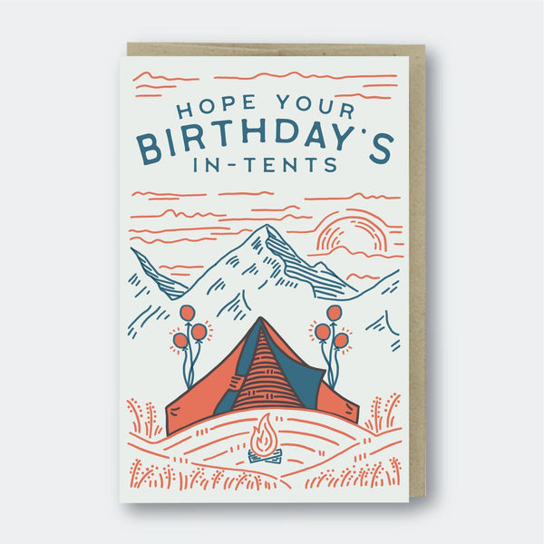 Pike Street Press In-tents Card - Default Title