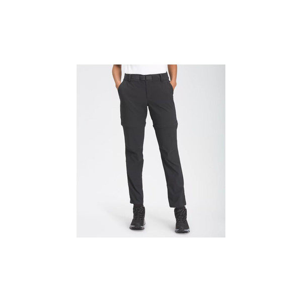 The North Face Women's Paramount Convertible Mid-Rise Pant - Asphalt Grey / 12