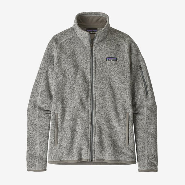 Patagonia Women's Better Sweater® Fleece Jacket - Birch White / Extra Large