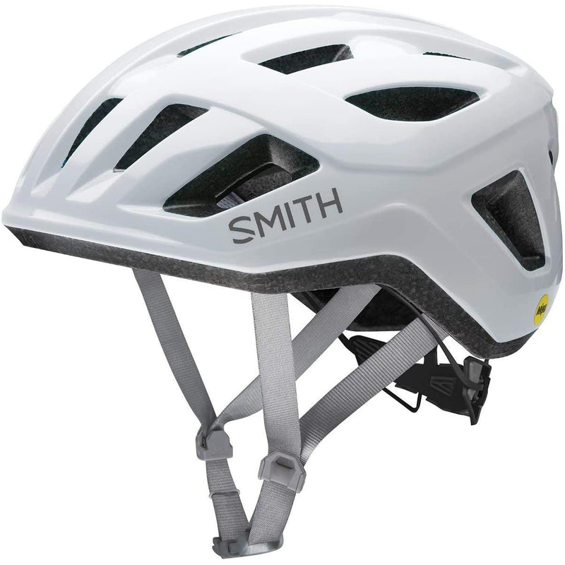 Smith Optics Signal MIPS Men's Cycling Helmet - White / Large