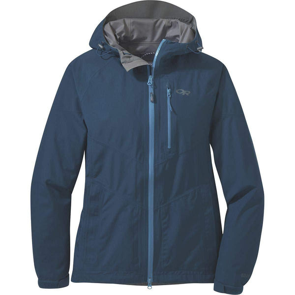 Outdoor Research Women's Aspire Jacket - Prussian Blue / Large