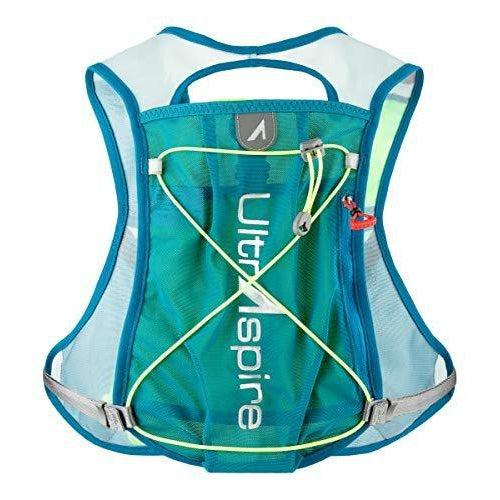 Ultraspire Spry 3.0 Hydration Pack | Minimalist Race Vest | Up to 2.1L Fluid Capacity