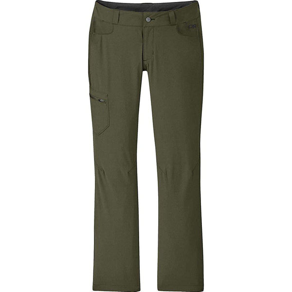 Outdoor Research Women's Ferrosi Pants - Regular - Fatigue / 10