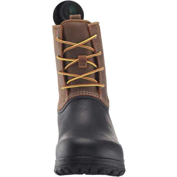 Bogs Mens Sauvie Snow Leather Waterproof Insulated Winter Snow Boot - [variant_title]