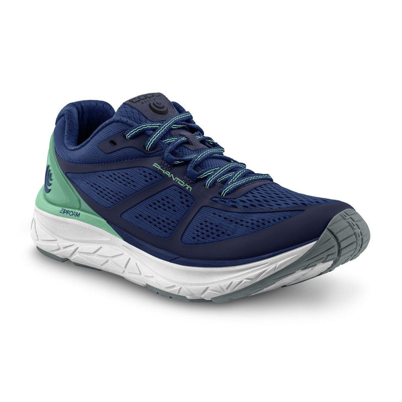 Topo Athletic Womens Phantom Running Shoe - COBALT/SEAFOAM / 10