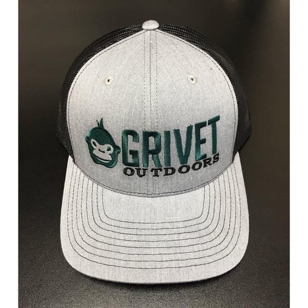 Grivet Outdoors Embroidered Trucker Hat - [variant_title]