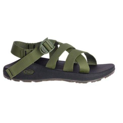 Chaco Men's Banded ZCloud Sandal - Moss Lichen / 10