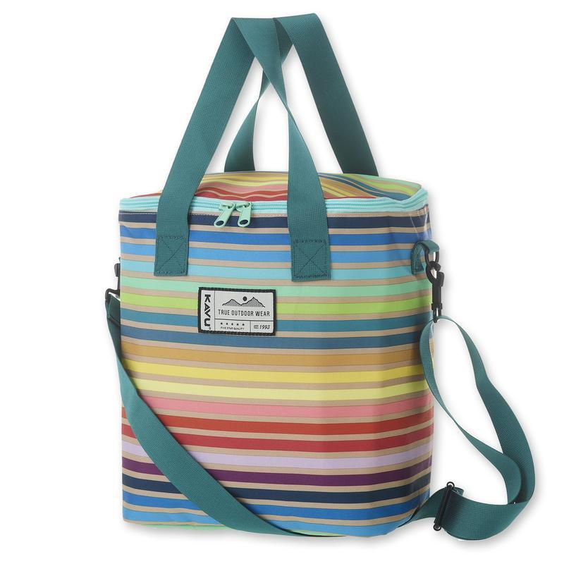 Kavu Takeout Tote - SUMMER STRIPE