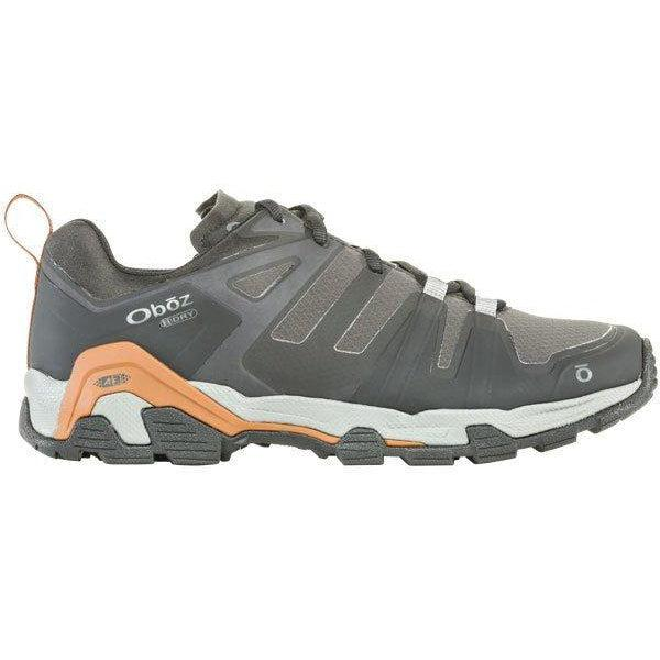 Oboz Men's Arete Low B-Dry WP - Black/Copper / 10