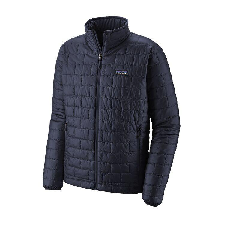 Patagonia Men's Nano Puff Jacket - Classic Navy / Large