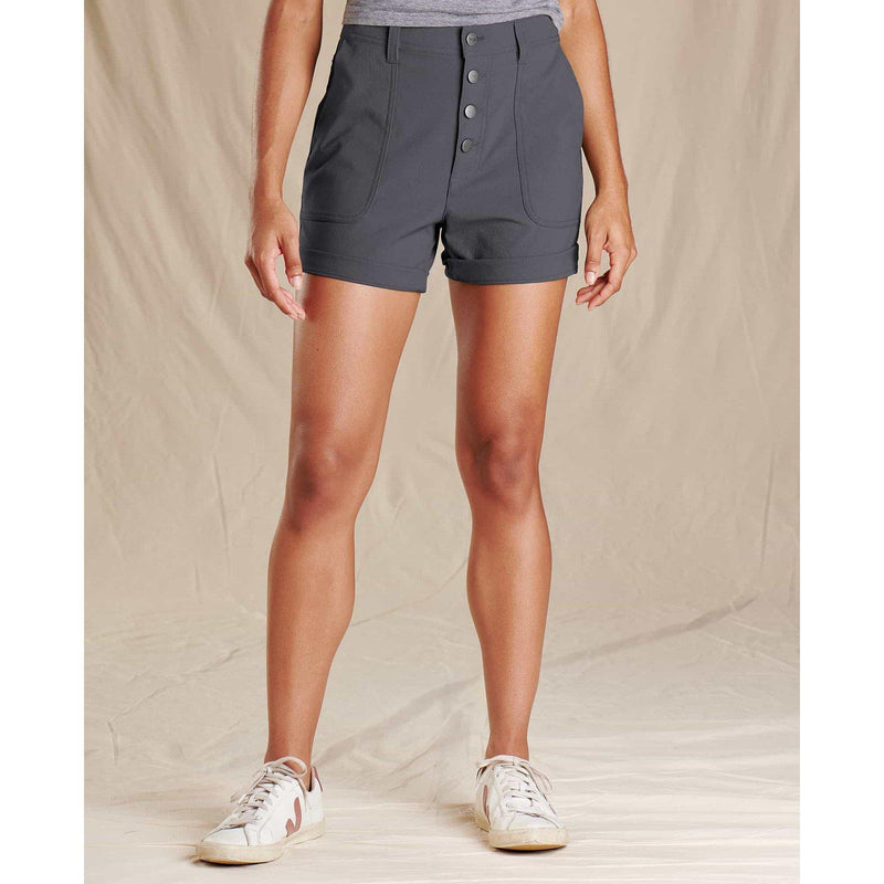 Toad & Co. Women's Rover High Rise Short - [variant_title]