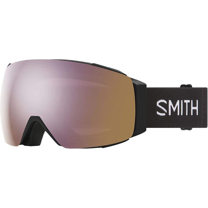 Smith I/O MAG Asian Fit Snow Goggle - Black