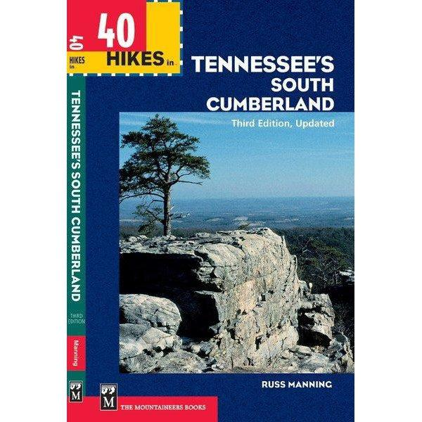 40 Hikes in Tennessee's South Cumberland - [variant_title]
