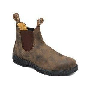 Blundstone 585 Boot - Rustic Brown / AUS/UK 10