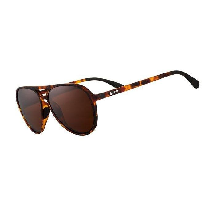 Goodr Mach G Sunglasses - Amelia Earhart Ghosted Me