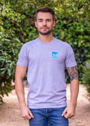 Short Sleeve T-Shirt - Heather Grey