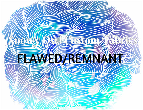 Remnant/Flawed Cuts