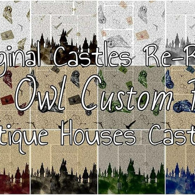 HP Castles Re-Run & Antique Houses Round