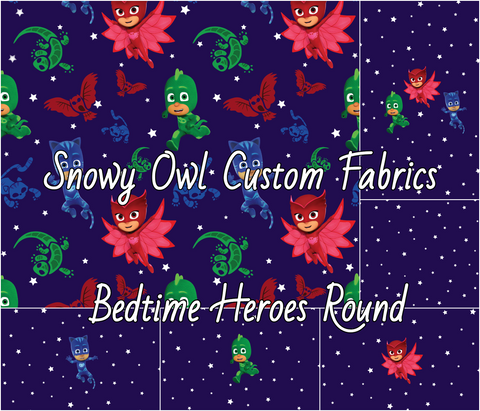 Bedtime Heroes Collection 2018