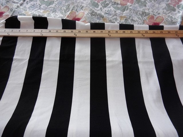 Stripes Noir  K-12200