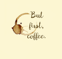 But Coffee First - Panels - ON SALE!