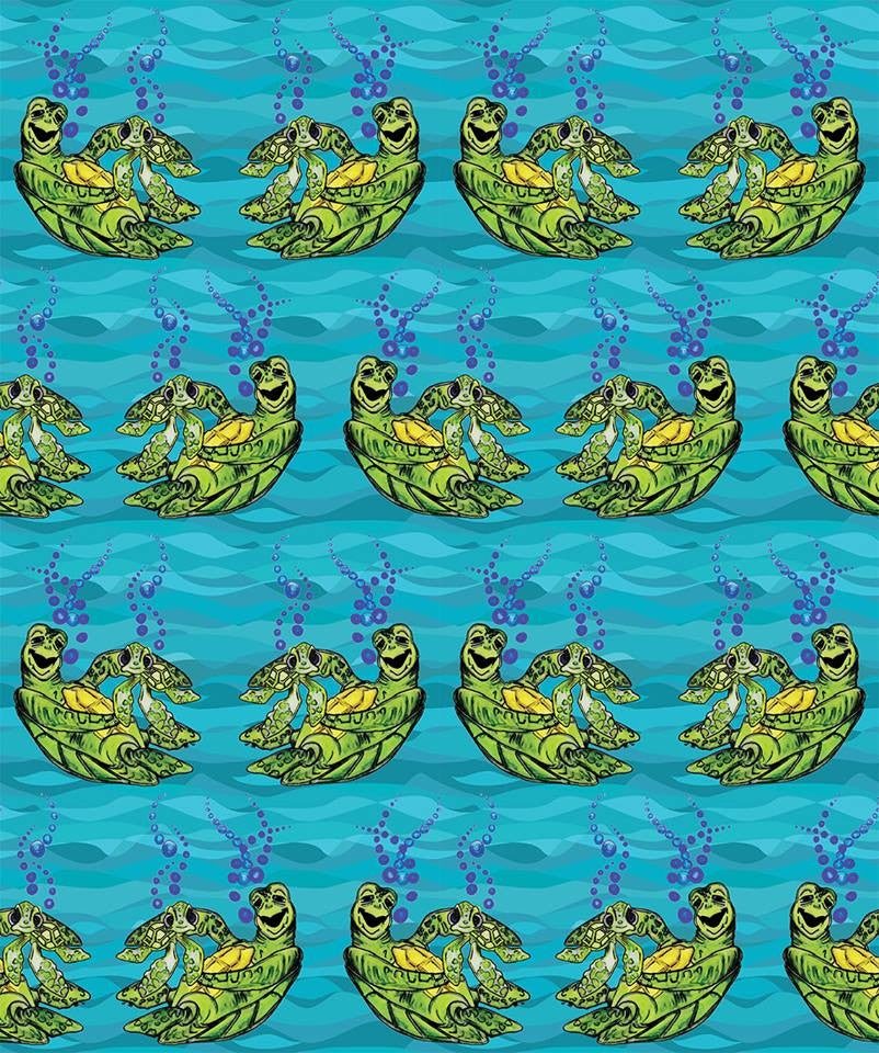 Crush & Squirt TURTLES (directional) - ON SALE