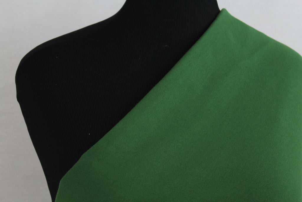 "#15 Dark Green Lush  - 70"" WOF CL knit  - ON SALE!"