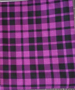 SOC Plaid Collection - Purple - ON SALE