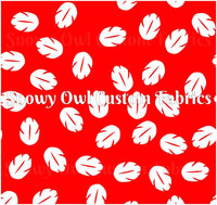 Small Red Leaves - ON SALE!!