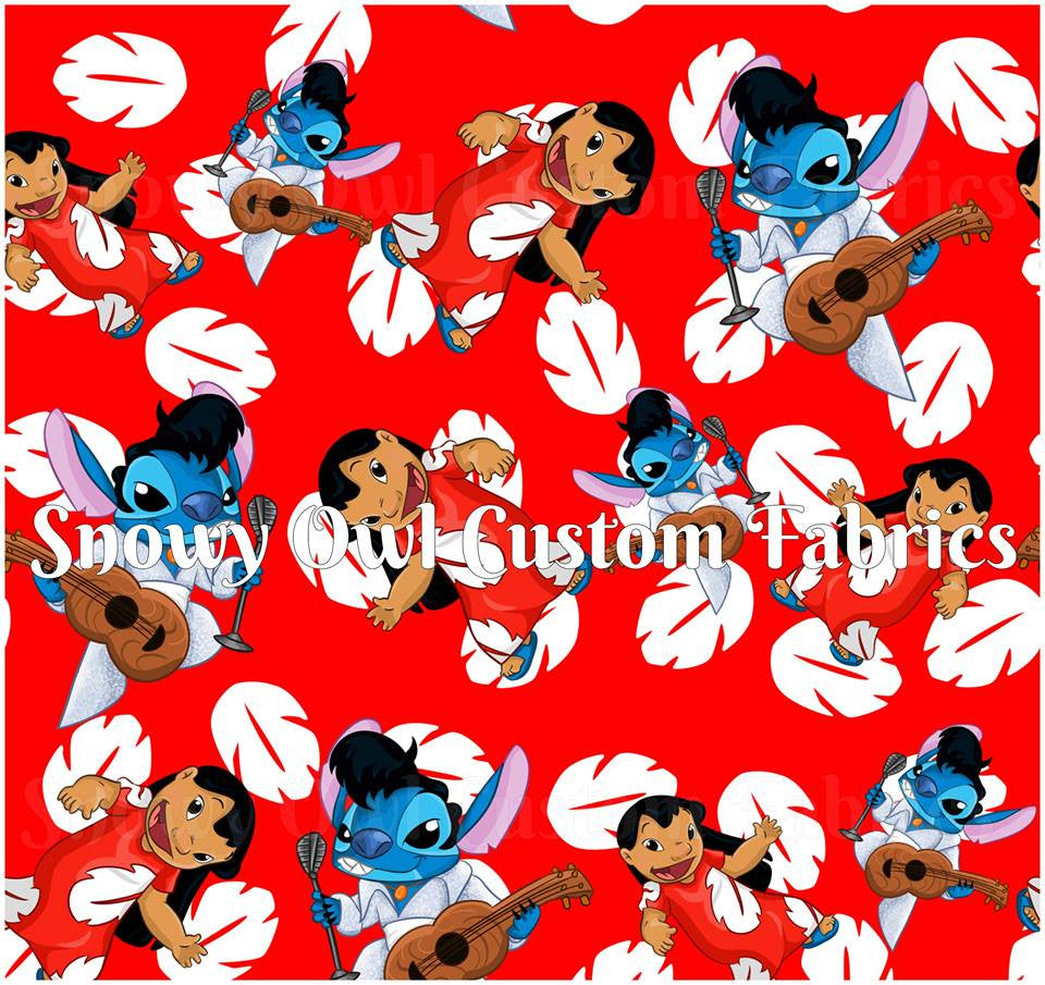 Red Rockin' Stitch - ON SALE!!