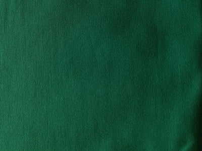 #S14  Dark EVERGREEN  Stretch French Terry - 70